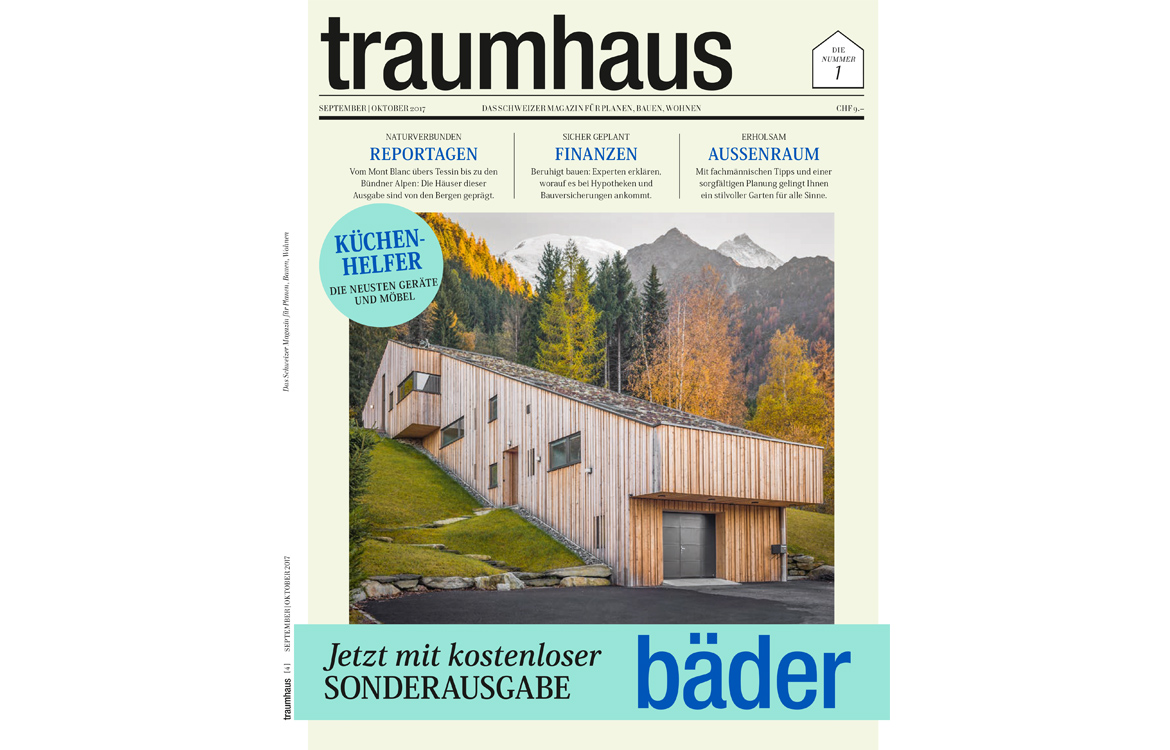 Traumhaus_cover